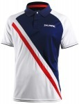 Salming Koszulka Performance Polo Navy/White