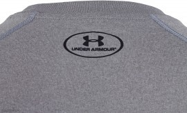 Under Armour Tech Shortsleeve Szary