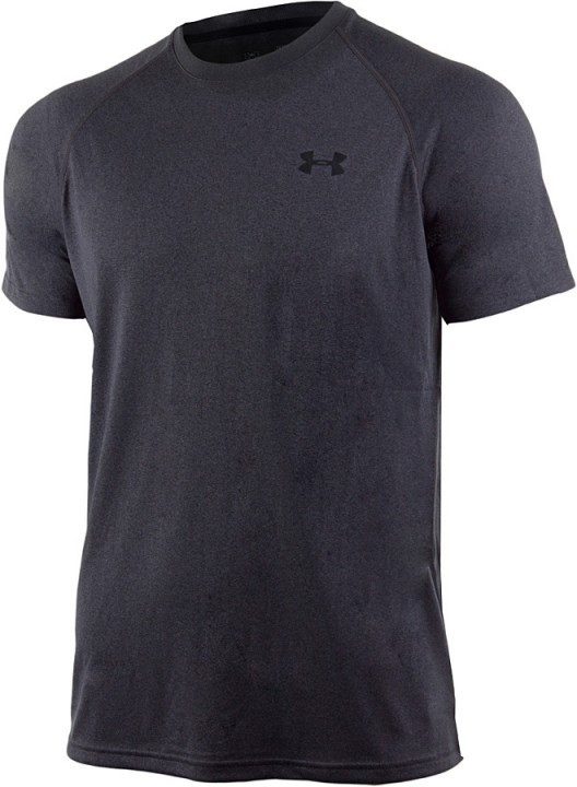 Under Armour Tech Shortsleeve Grafitowy