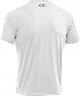 Under Armour Tech Shortsleeve Biała