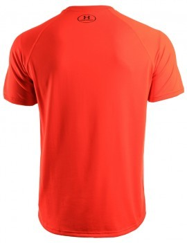 Under Armour Tech Short Sleeve Tee Orange
