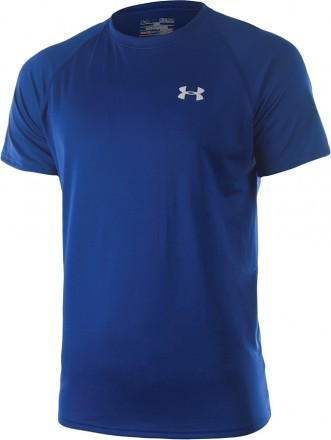 Under Armour Tech Shortsleeve Niebieski