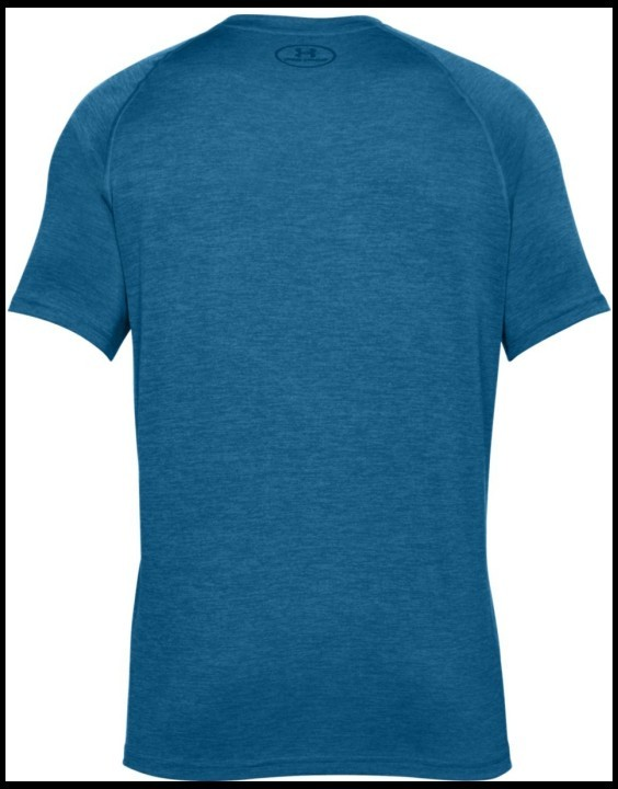 Under Armour UA Tech SS Tee Blue