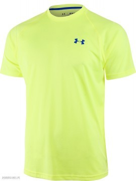Under Armour Tech Shortsleeve Safety Yellow