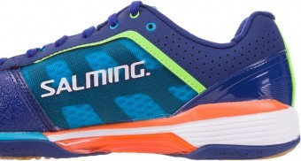 Salming Viper 2.0 Navy/Cyan buty do squasha