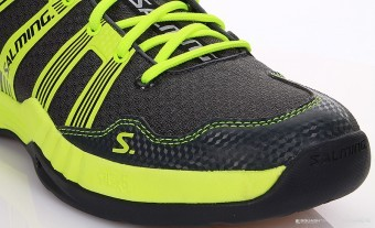 Salming Race R9 Mid GunMetal buty do squasha
