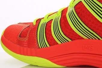Salming Race R2 2.0 LightRed buty do squasha