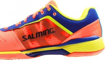 Salming Viper 3 Orange buty do squasha