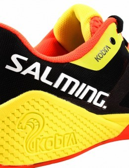 Salming Kobra Black buty do squasha