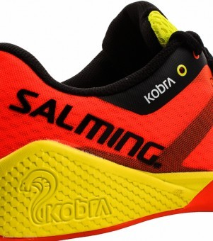 Salming Kobra Magma Red/Black buty do squasha