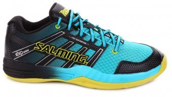 Salming Race X Turquoise buty do squasha