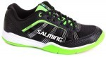 Salming Adder Black Green buty do squasha