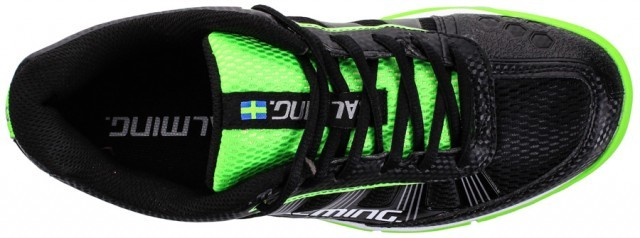 Salming Adder Black Green