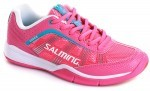 Salming Adder Pink buty do squasha damskie