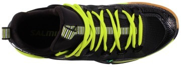 Salming Kobra Mid Black Yellow