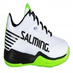 Salming Viper 5 Men Shoe White Black buty do squasha