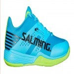 Salming Viper 5 Men Shoe Blue Green buty do squasha
