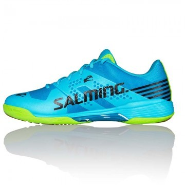 Salming Viper 5 Men Shoe Blue Green
