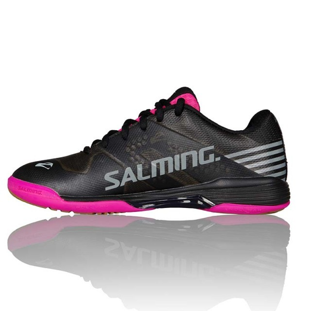 Salming Viper 5 Women Shoe Black Pink