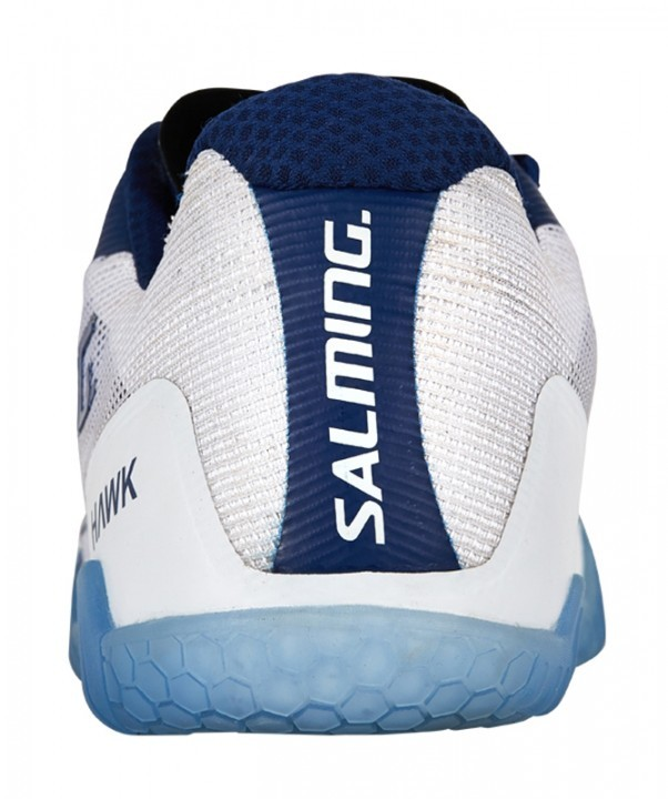Salming Hawk Women White Blue
