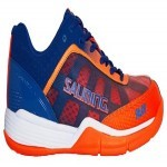 Salming Falco Men Blue Orange buty do squasha