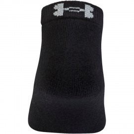 Under Armour Charged Cotton Lo Cut New Black