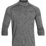 Under Armour Tech™ Novelty 1/4 Zip Szary
