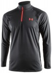 Under Armour Tech 1/4 Zip Black/Red