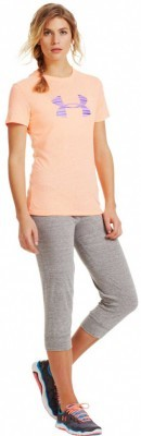 Under Armour Women's Charged Cotton® Undeniable Capri