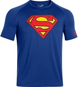 Under Armour Tech Superman