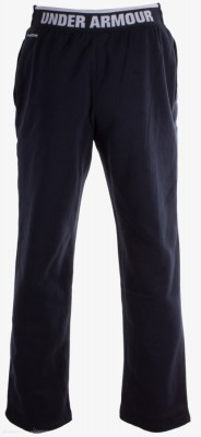 Under Armour Men's Storm Cotton Uncuffed Pant Czarne