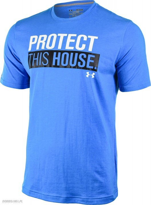 Under Armour Protect This House Graphic Tee