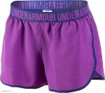 Under Armour Launch Split Short Fioletowe