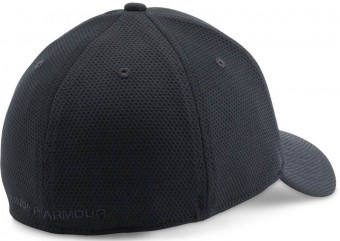 Under Armour Blitzing II Stretch Fit Cap Black/Black