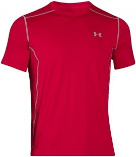 Under Armour Raid Shortsleeve Red