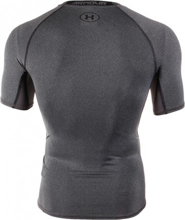Under Armour Heatgear Armour Compression SS Grey
