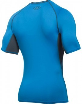 Under Armour Heatgear Armour Compression SS Blue
