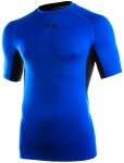 Under Armour HeatGear Armour ShortSleeve Blue/Black