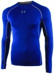 Under Armour HeatGear Armour Long Sleeve Blue