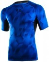Under Armour HeatGear Armour Printed ShortSleeve Blue