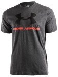 Under Armour Charged Cotton® Sportstyle Logo Black