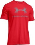 Under Armour Charged Cotton® Sportstyle Logo T  Red
