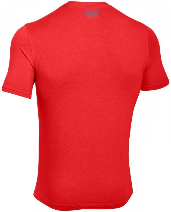 Under Armour Charged Cotton Sportstyle Logo Red