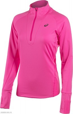Asics LS Winter 1/2 Zip 0692 Pink