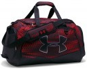 Under Armour Undeniable MD Duffel II Red/Black