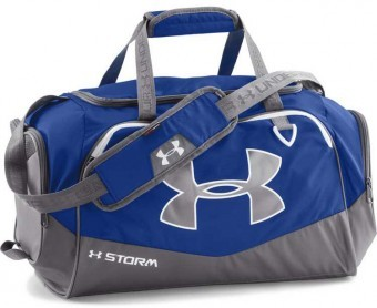Under Armour Undeniable Duffel II M Niebieska torba do squasha