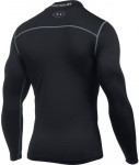 Under Armour Coldgear Armour Compression Mock Black
