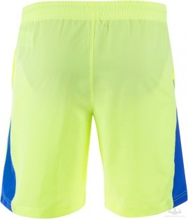 "Under Armour Lauch Woven 7"" Run Short Safety Yellow"