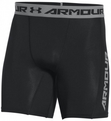 Under Armour HeatGear CoolSwitch Comp Short Black