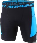 Under Armour HeatGear Armour Media Comp Short Black/Blue